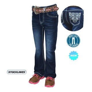PW Girls Haley Boot Cut Jean