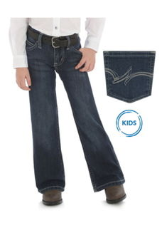 Wrangler Girl's Retro Boot Cut Jean