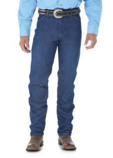 Wrangler Cowboy Cut Original Fit Jean - Rigid Indigo