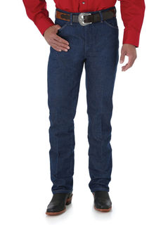 Wrangler Cowboy Cut Slim Fit Jean - Rigid Indigo