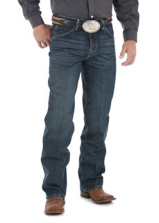 Wrangler 20X Competition Relaxed Jean - Deep Blue