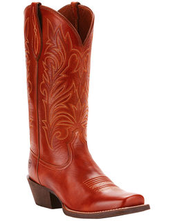 Ariat Womens Round Up Stockyard Boots
