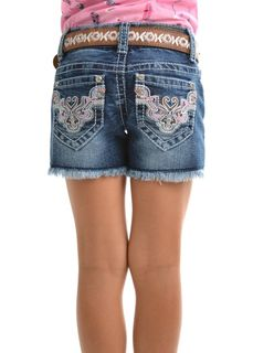 PW Girl's Ruby Short
