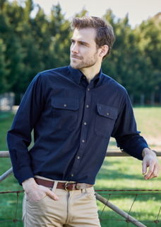 TC Brushed Moleskin Shirt