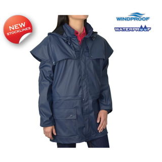 TC Pioneer Short Raincoat
