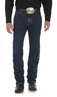 Wrangler George Strait Cowboy Cut Regular Fit Jean