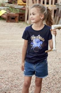 TC Girls Raven Tee