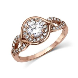 Montana Rose Gold Bella Nova Ring