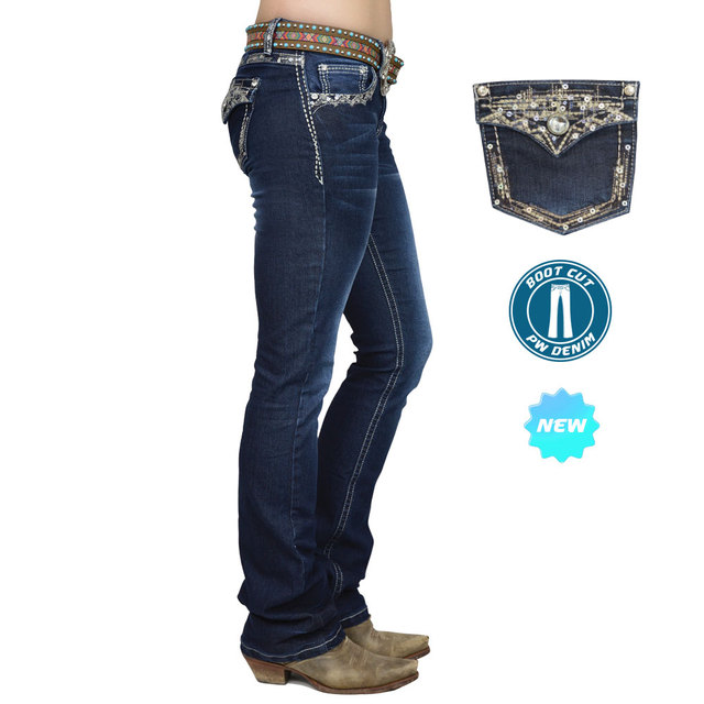 PW Taylor Boot Cut Jean