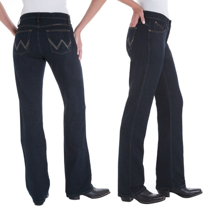 Wrangler Ultimate Riding Jean - Dark Dynasty