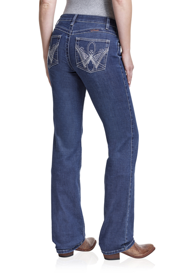Wrangler Ultimate Riding Jean - Wild Streak