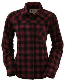 Ladies Big Shirt