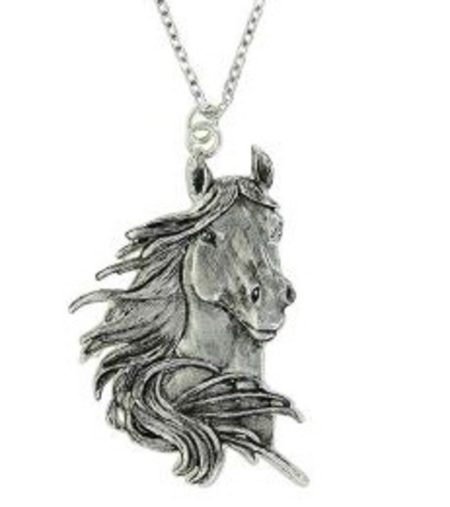 Montana Majestic Beauty Horse Pendant Necklace