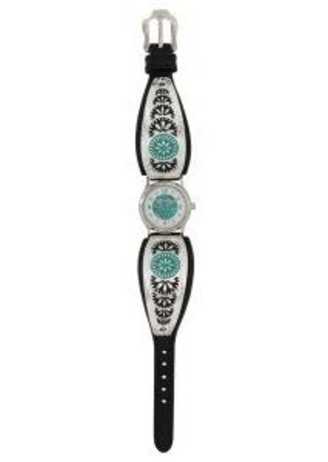 Montana Paisley Circles Watch