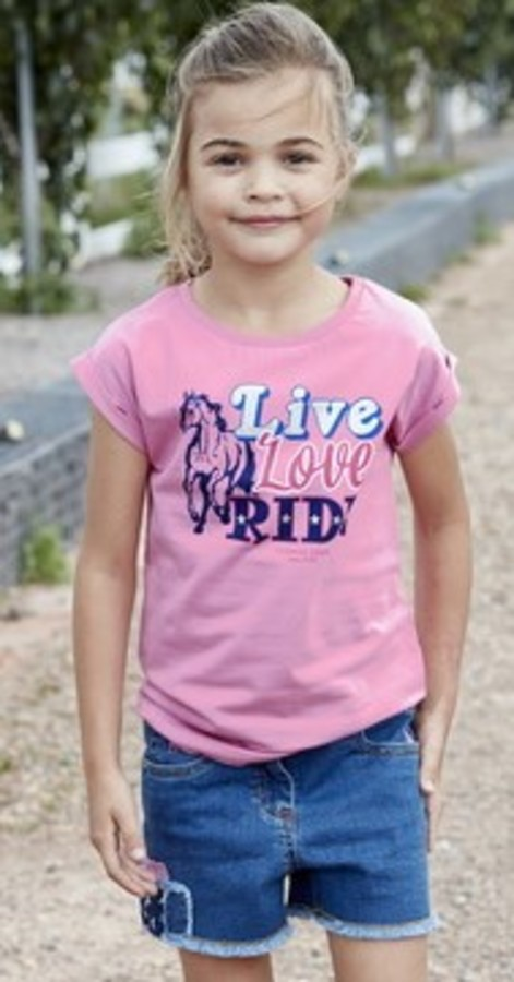 TC Live Love Ride Tee