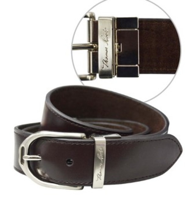 TC Stirrup Buckle Reversible Belt